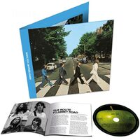 THE BEATLES - Abbey Road 50th Anniversary Edition CD 2019