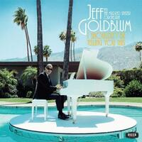 JEFF GOLDBLUM & MILDRED SNITZER - I Shouldn't Be Telling You This CD 2019