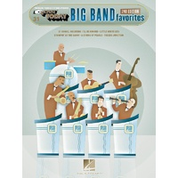 Ez Play 31 Big Band Favorites 2Nd Edition