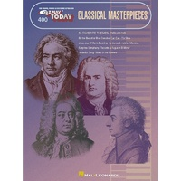 Ez Play 400 Classical Masterpieces