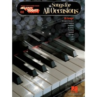 Ez Play 60 Songs For All Occasions