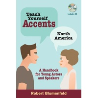 Teach Yourself Accents North America Bk/Cd