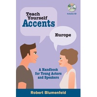 Teach Yourself Accents - Europe