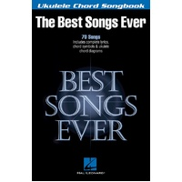 Ukulele Chord Songbook Best Songs Ever