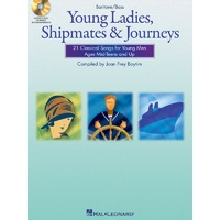 Young Ladies Shipmates & Journeys Bar/Bass Bk/Cd