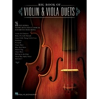 Big Book Of Violin & Viola Duets
