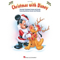 Christmas With Disney Easy Piano