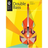 Double Bass Grade 3 Series 1 Ameb