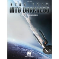 Star Trek Into Darkness Piano Solos