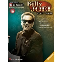 Billy Joel Jazz Playalong V181 Bk/Cd