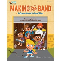 Making The Band Musical 20Pk Singers Ed Gr 4-8