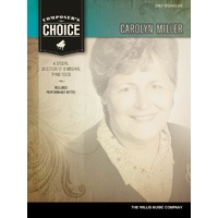 Composers Choice - Carolyn Miller