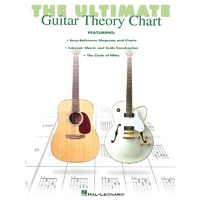 Ultimate Guitar Theory Chart