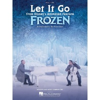 Let It Go With Winter From 4 Seasons Cello/Pno