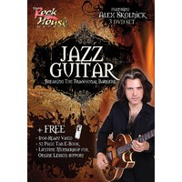 Jazz Guitar A Modern Perspective 3 Dvd Set