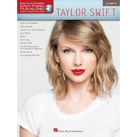 Taylor Swift Easy Piano Play Along V19 Book & Online Audio