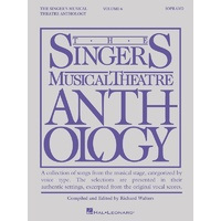 Singers Musical Theatre Anth V6 Soprano