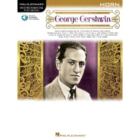 George Gershwin For French Horn Bk/Ola