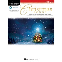 Christmas Songs Viola Bk/Ola