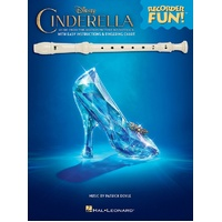 Cinderella Recorder Fun!
