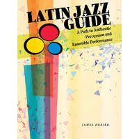 Latin Jazz Guide For Pecussion
