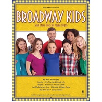 Broadway Kids Bk/Cd