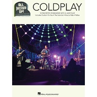 Coldplay All Jazzed Up! Piano Solo