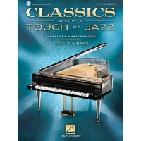 Classics With A Touch Of Jazz Piano Solo