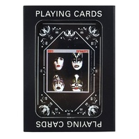 KISS DYNASTY PLAYING CARDS