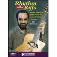 Rhythm In Your Riffs For Acoustic Guitar Dvd