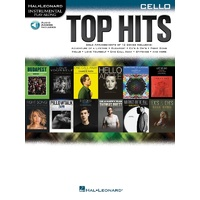 Top Hits Cello Bk/Ola