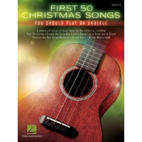 First 50 Christmas Songs Play On Ukulele
