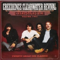 CREEDENCE CLEARWATER REVIVAL - Chronicle Vol.2 CD *NEW* Inc. Hello Mary Lou