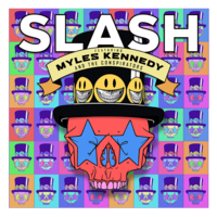SLASH feat. Myles Kennedy & The Conspirators - Living The Dream CD *NEW* 2018