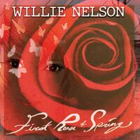 WILLIE NELSON - First Rose Of Spring CD 2020