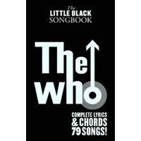Little Black Songbook The Who Lyrics/Chords
