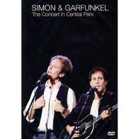 SIMON AND GARFUNKEL - The Concert In Central Park DVD Live