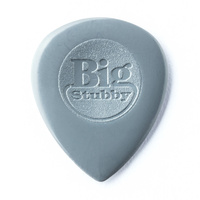 Big Stubby Nylon Guitar Pick 2mm