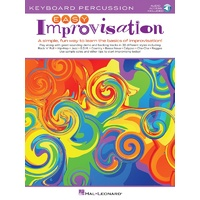 Easy Improvisation For Keyboard Percussion Bk/Ola
