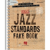 Real Jazz Standards Fake Book C Edition 2Nd Ed