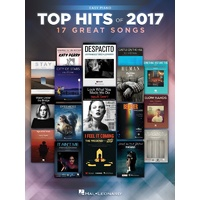 Top Hits Of 2017 Easy Piano