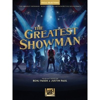 The Greatest Showman Piano/Vocal Selections