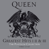 Queen Greatest Hits Platinum Collection 3CD