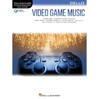 Video Game Music For Cello Bk/Ola