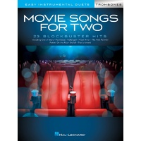Movie Songs For Two Trombones
