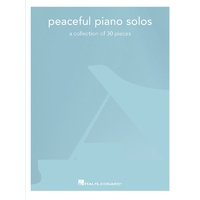 Peaceful Piano Solos