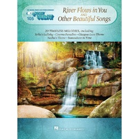River Flows In You & Other Beautiful Songs Ez Play 105