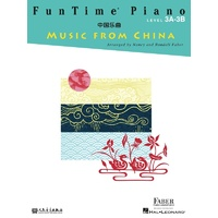 Funtime Piano Music From China Lev 3A-3B