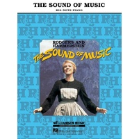 Sound Of Music Selections Big Note Pno Arr Glove