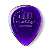 Jazz Stubby Guitar Pick 3mm